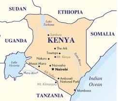 Kenya_map