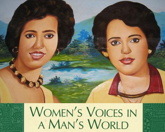 Women voices