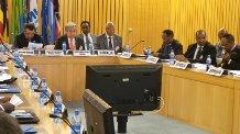 UNHCR Somali refugee meeting