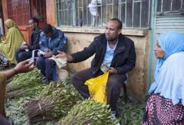 ethiopia-Khat -economy