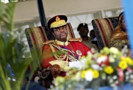 King Mswati