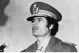 Qadafi Libya