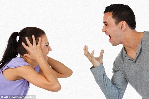 argumentative spouse