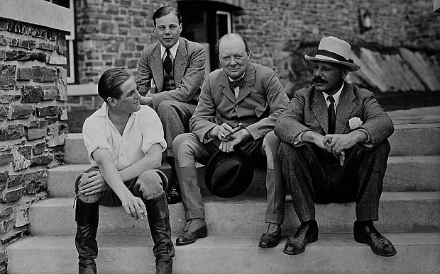 sir winston churchill s family feared he might convert to
