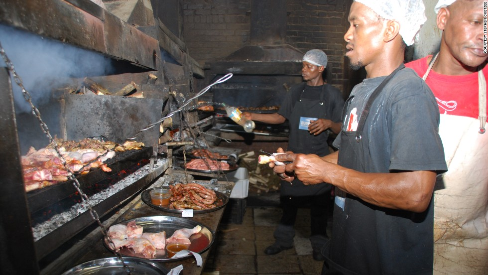 South africans cook up a recipe for tasty profits in uae for African cuisine restaurants