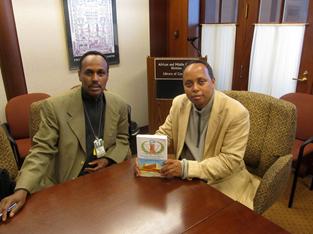Abdulahi with Abdulkarim