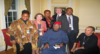 LOC with Chinua Achebe