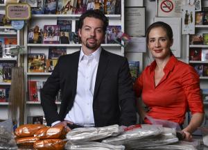 Washington DC Entrepreneurs Matt and Maure