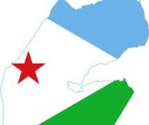 Djibouti- map