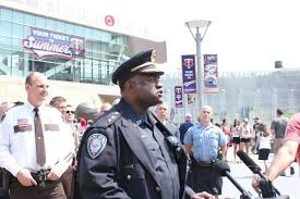 MPLS-Metro Transit Police Chief John Harrington