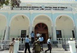 Centeral Bank of Somalia