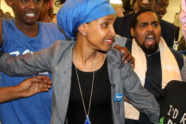 Ilhan Omar can learn lessons from missteps of Minneapolis ...Ilhan Omar Primary