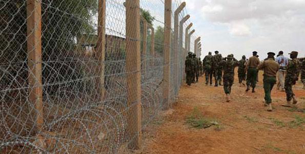 Buffer zone on Kenya-Somalia border takes shape