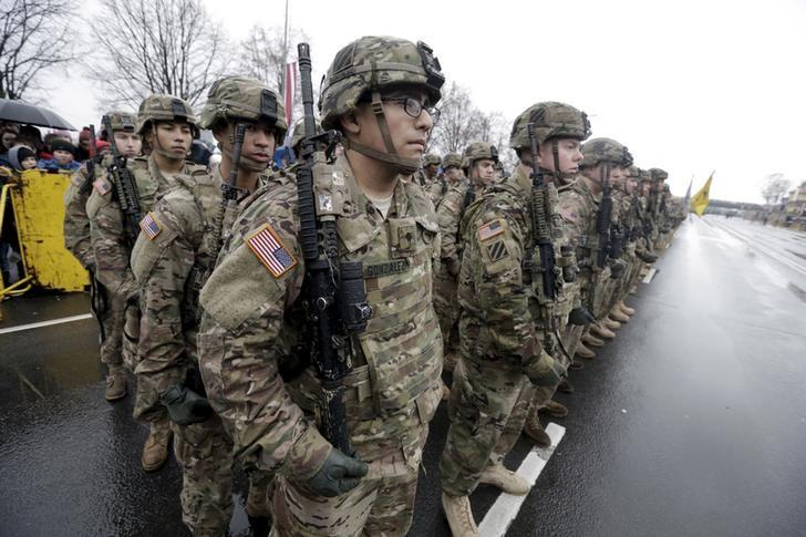 U S Army Eases Rules On Beards Turbans For Muslim Sikh
