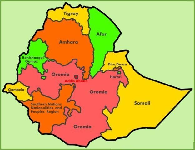 Ethiopia's Ethnic Strife: Potential Scenarios for