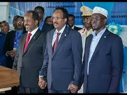 Farmajo: Impeding Somalia's Transition