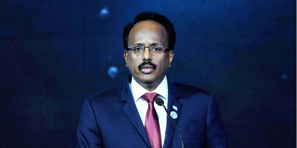 Somalia's Mohamed Farmaajo defends shock term limit extension