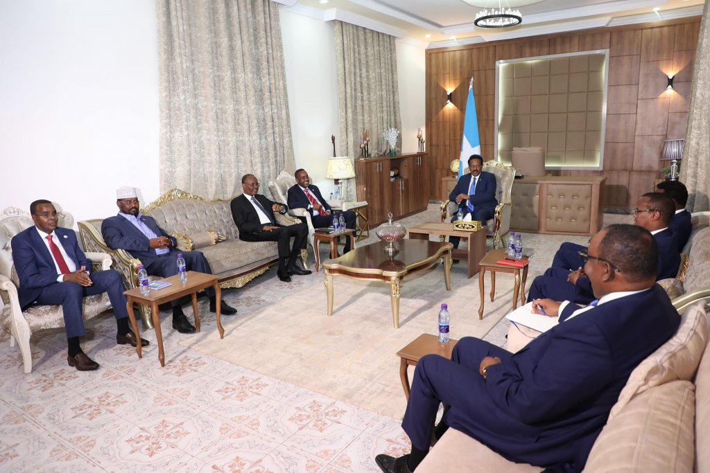 Somalia is on the road to self-destruction: The case of its stalled election