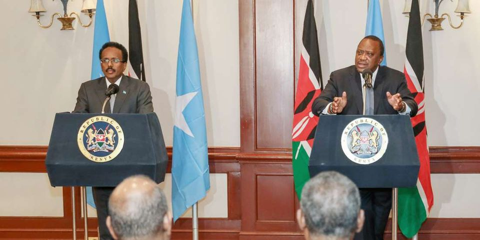 Kenya stays out of Somalia chaos, with a long hand