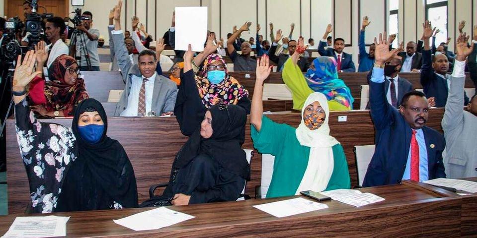 Qatari special envoy in Somalia over electoral impasse