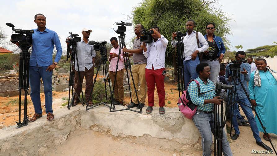 Somali Journalists Alarmed Over Spike in Attacks on Media