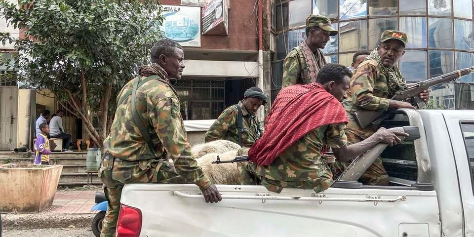 UN report claims Somali troops 'fought' in Tigray war