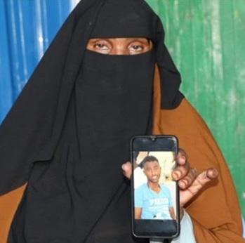 Three years on, police officer who killed cameraman Abdirizak Qasim Iman is not yet apprehended