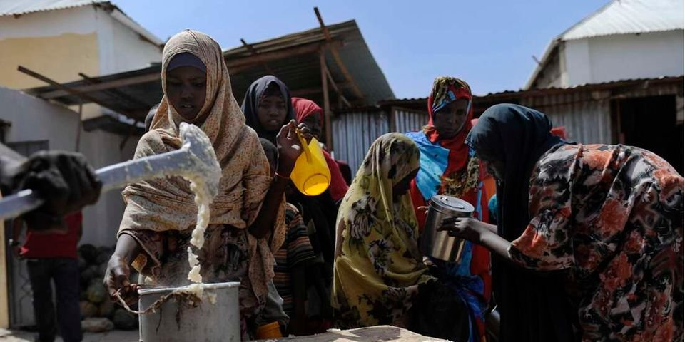 Somalia raises alarm over food shortage