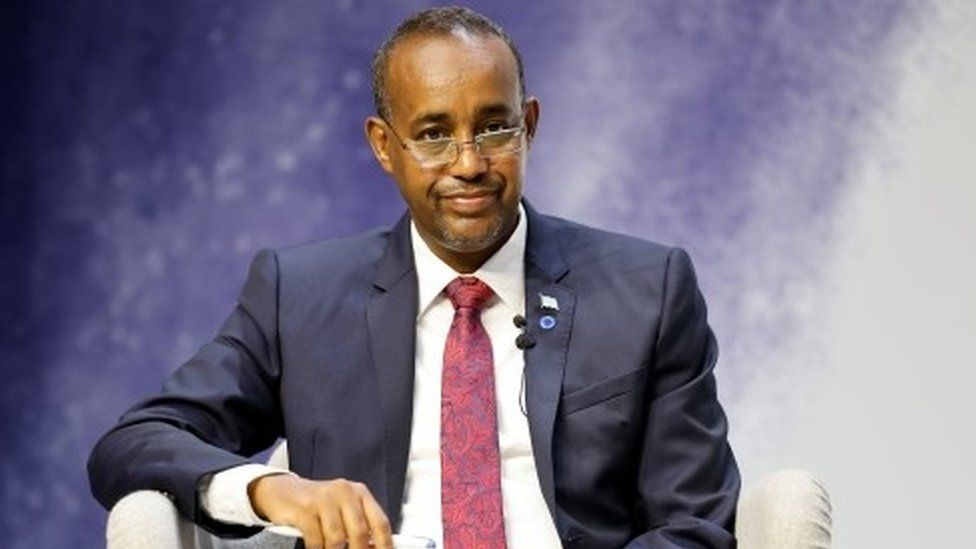 Somali President Farmajo cuts PM Roble's powers amid row over missing spy